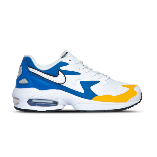 Air Max2 Light PRM White White University Gold BV0987 102