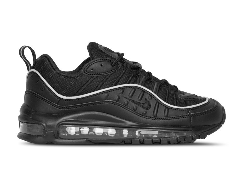 W Air Max 98 Black Black Off Noir AH6799 004