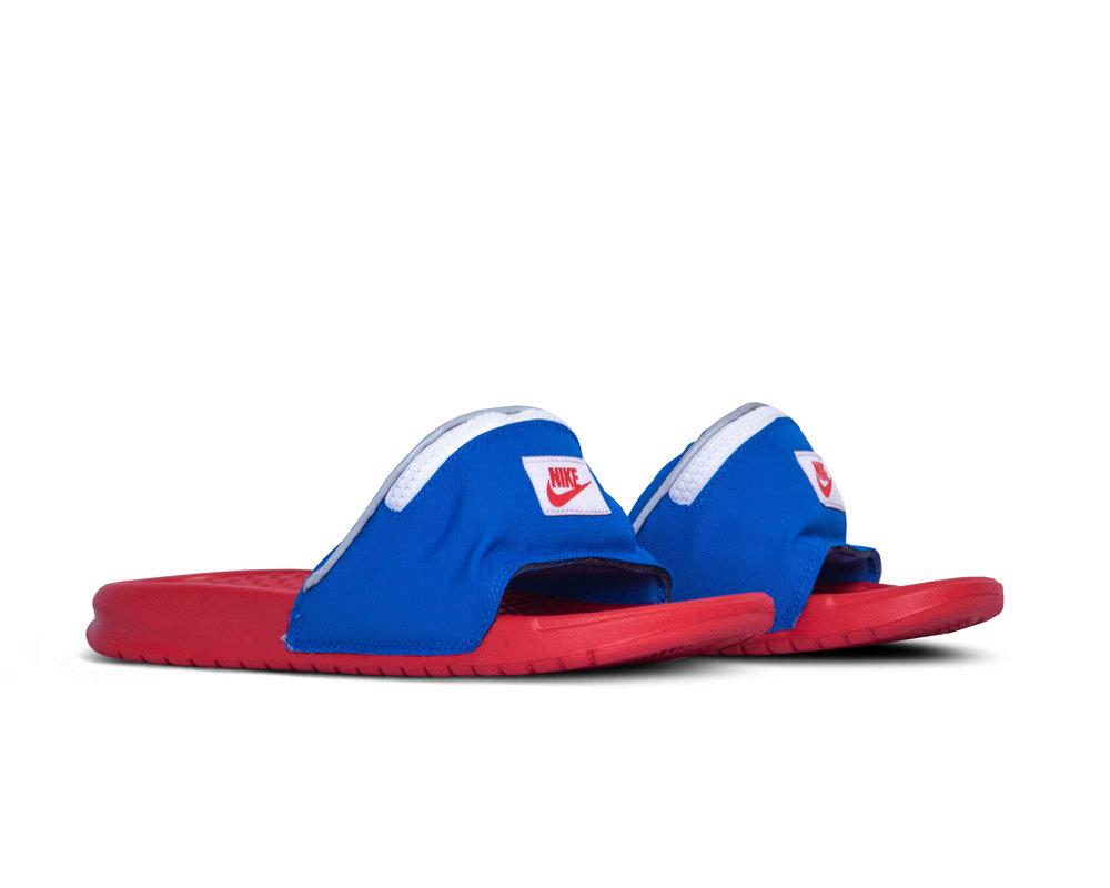 Nike Benassi JDI Fanny Pack Bright Crimson Bright Crimson AO1037 601
