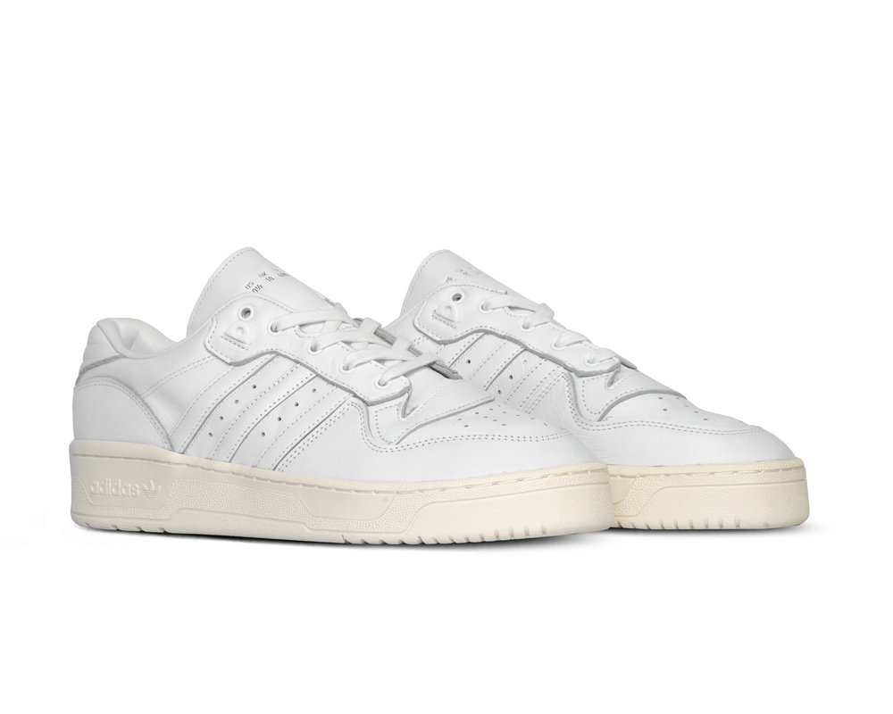 Adidas Rivalry Low Footwear White Footwear White Off White EE9139