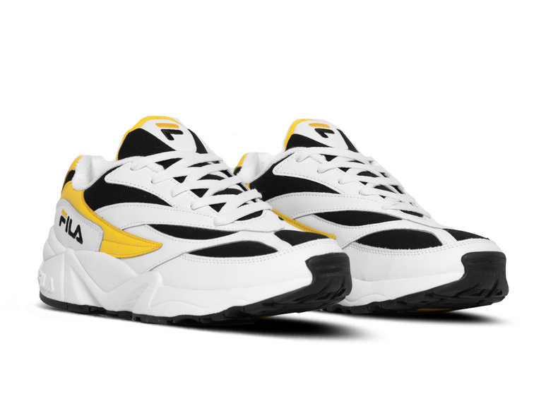 V94M Low White Empire Yellow Black  1010255 03G