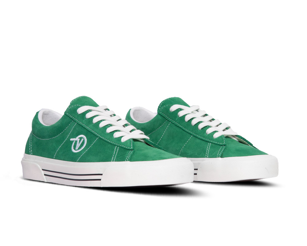 Vans Sid Dx Anaheim Factory OG Emerald Suede VN0A4BTXXMA1