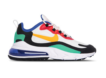 Nike Air Max 270 React Bauhaus Art Phantom University Gold University Red AO4971 002