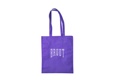 Bruut Exclusive Totebag  Neon/Purple