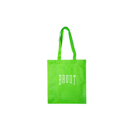 Exclusive Totebag  Neon/Green