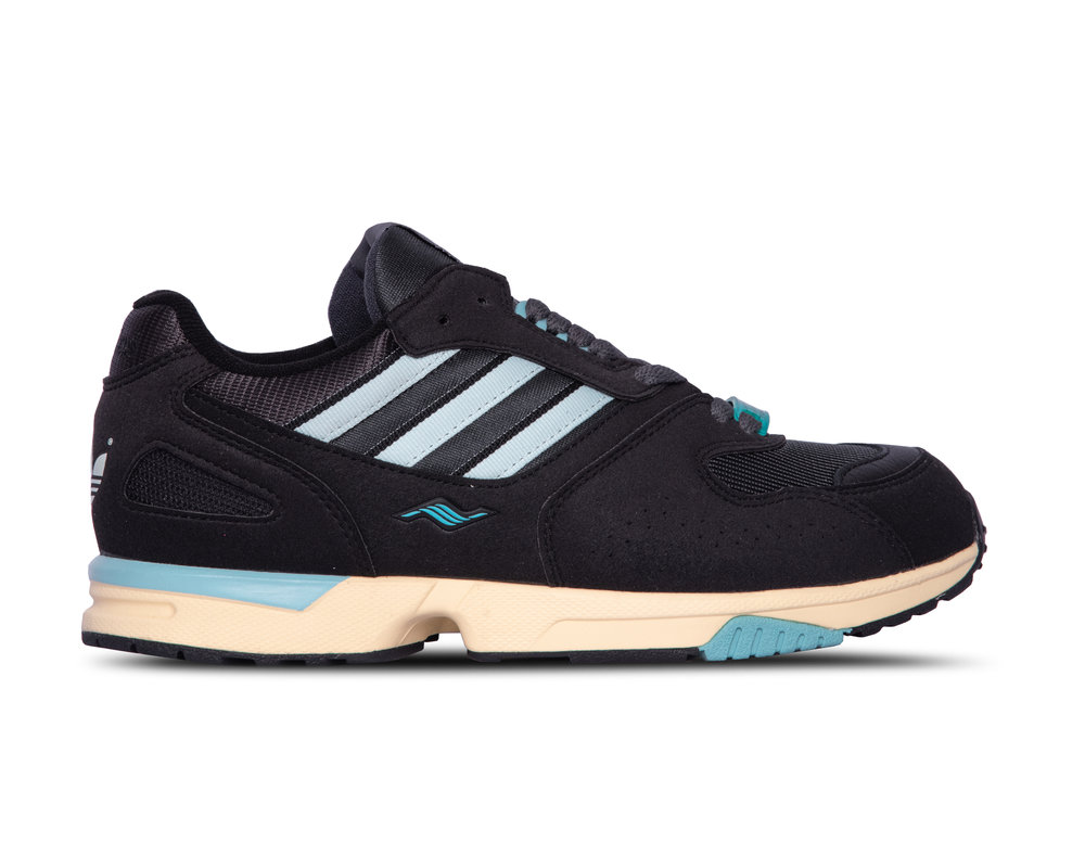 Adidas ZX 4000 Core Black Ice Mint Carbon EE4763