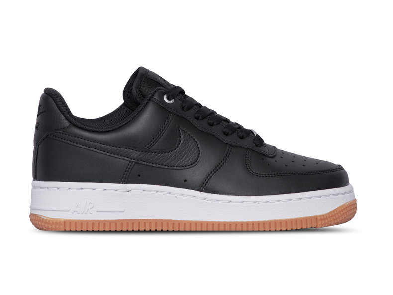 WMNS Air Force 1 '07 Premium Off Noir Metallic Silver 896185 008
