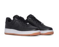 Nike WMNS Air Force 1 '07 Premium Off Noir Metallic Silver 896185 008