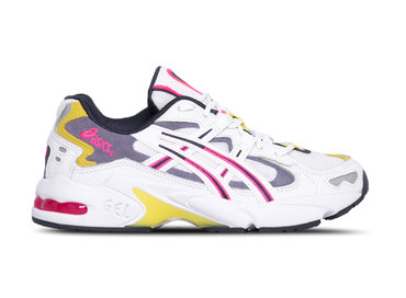 ASICS Gel Kayano 5 OG White Purple Matte 1022A142 100