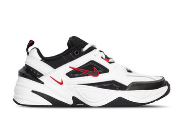 Nike M2K Tekno White Black University Red AV4789 104