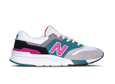 New Balance CM997HZH Grey Pink 738141 60 12