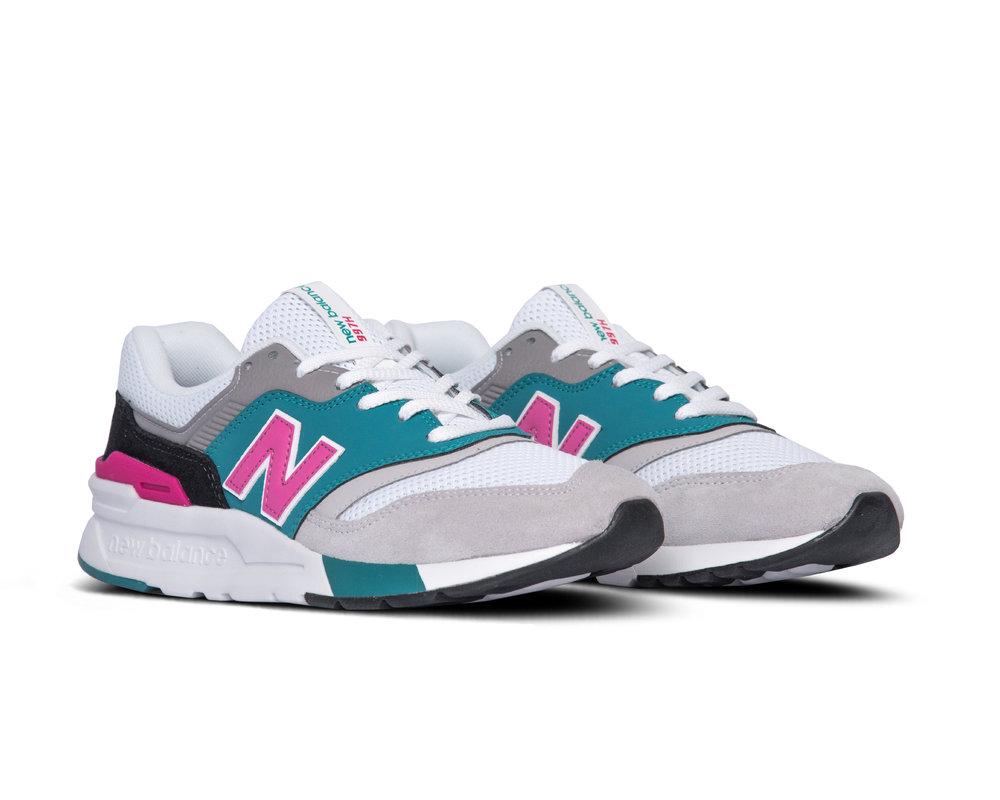 New Balance CM997HZH Grey Pink 738141 60 12