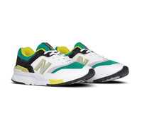 New Balance CM997HZL Green White 738141 60 6