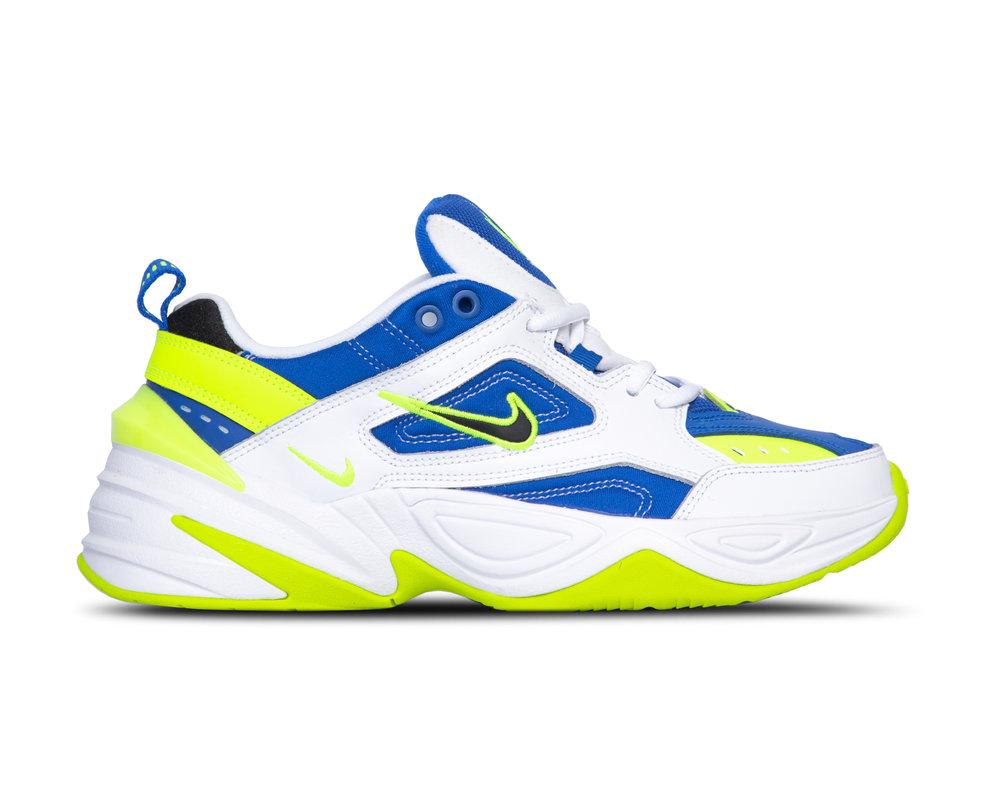 Nike M2k Tekno  White Black Volt Racer Blue AV4789 105