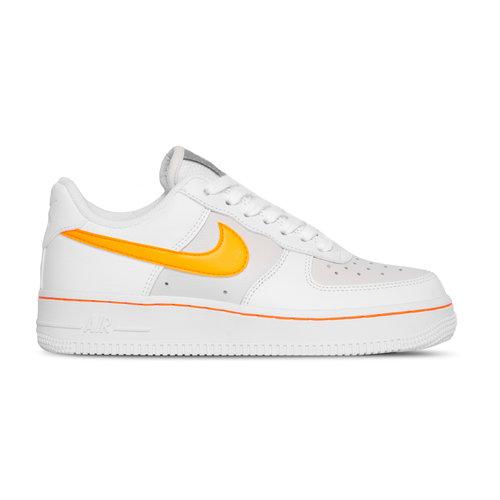 W Air Force 1 Lo  White Total Orange  Cj9699 100