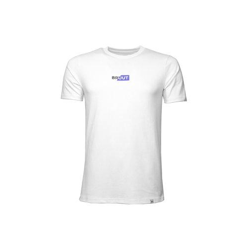 Rip Box Logo Tee Violet HFD019