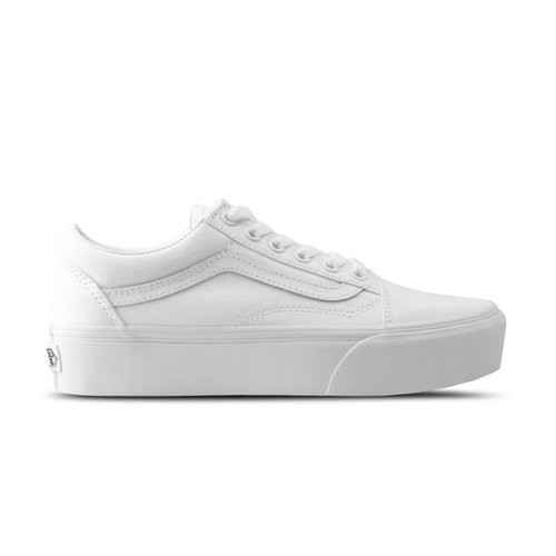 Old Skool Platform True White VN0A3BUW001