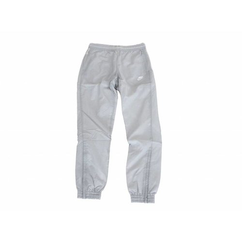 Swoosh Woven Pant Wolf Grey White Light Bone AJ2300 012