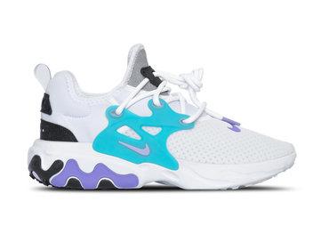 Nike React Presto White Night Maroon Black AV2605 101