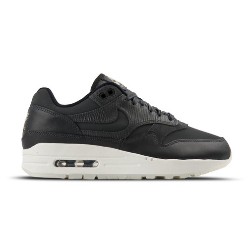 WMNS Air Max 1PRM  Anthracite Anthracite Black  454746 016