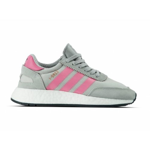 Iniki Runner I 5923 Grey Two Chalk Pink Core Black CQ2528
