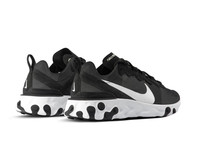 Nike W React Element Black White BQ2728 003