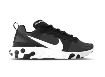 Nike W React Element Black White BQ2728 003