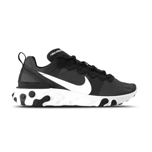 W React Element Black White BQ2728 003