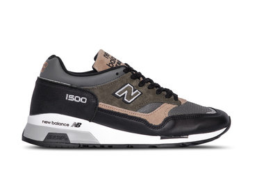 New Balance M1500FDS Black Silver 740491 60 8