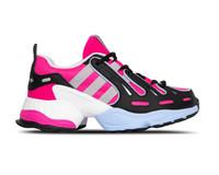 Adidas EQT Gazelle W Shock Pink Silver Metal Glow Blue EE5150