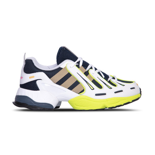 EQT Gazelle Collegiate Navy Raw Gold Solar Yellow EE7742