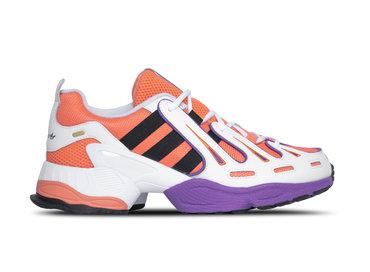 Adidas EQT Gazelle Semi Coral Core Black Active Purple EE7743