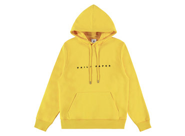 Daily Paper Alias Hoodie  Yellow 19E1HD02 03