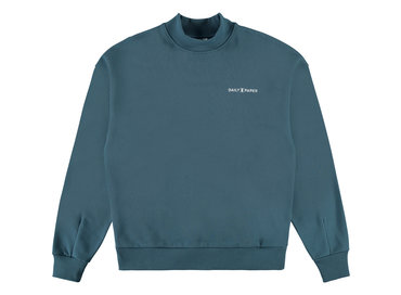 Daily Paper Aba Sweater Real Teal 19E1SW02-03