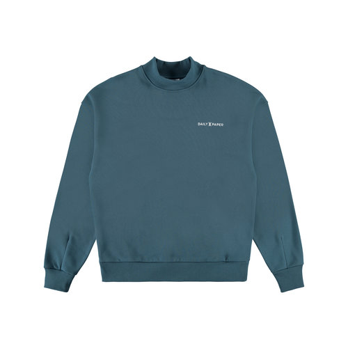 Aba Sweater Real Teal 19E1SW02-03