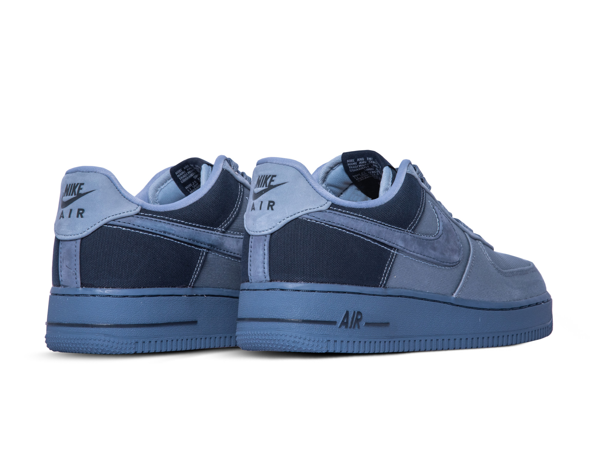 recognized brands no sale tax big sale Nike Air Force 1 '07 Premium Ashen Slate Diffused Blue ...