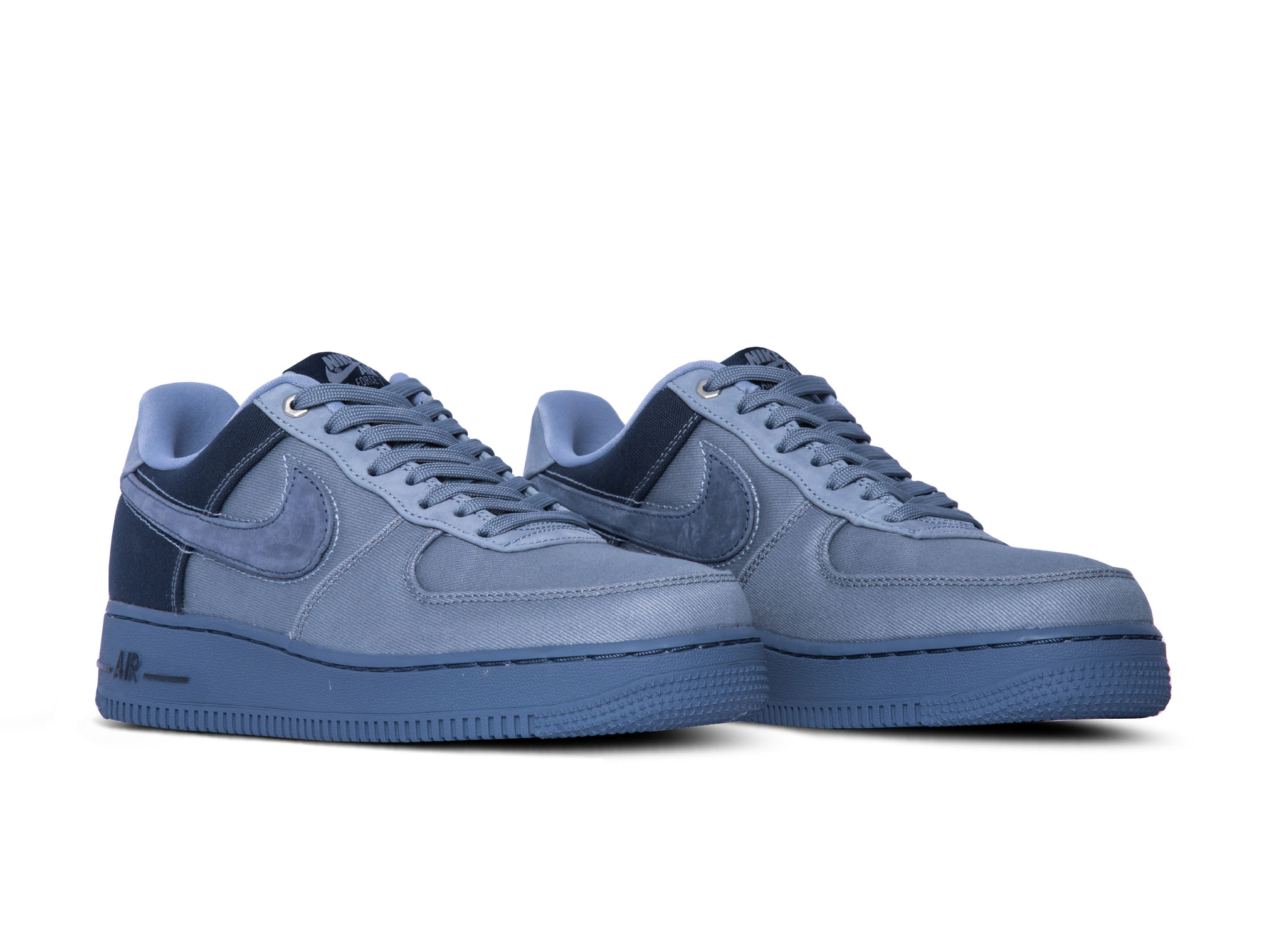 new design authentic performance sportswear Nike Air Force 1 '07 Premium Ashen Slate Diffused Blue ...