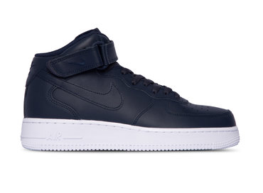 Nike Air force 1 Mid '07 Obsidian White 315123 415