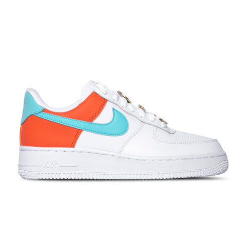 Wmns Air Force 1 '07 SE White Light Aqua Cosmic Clay AA0287 106