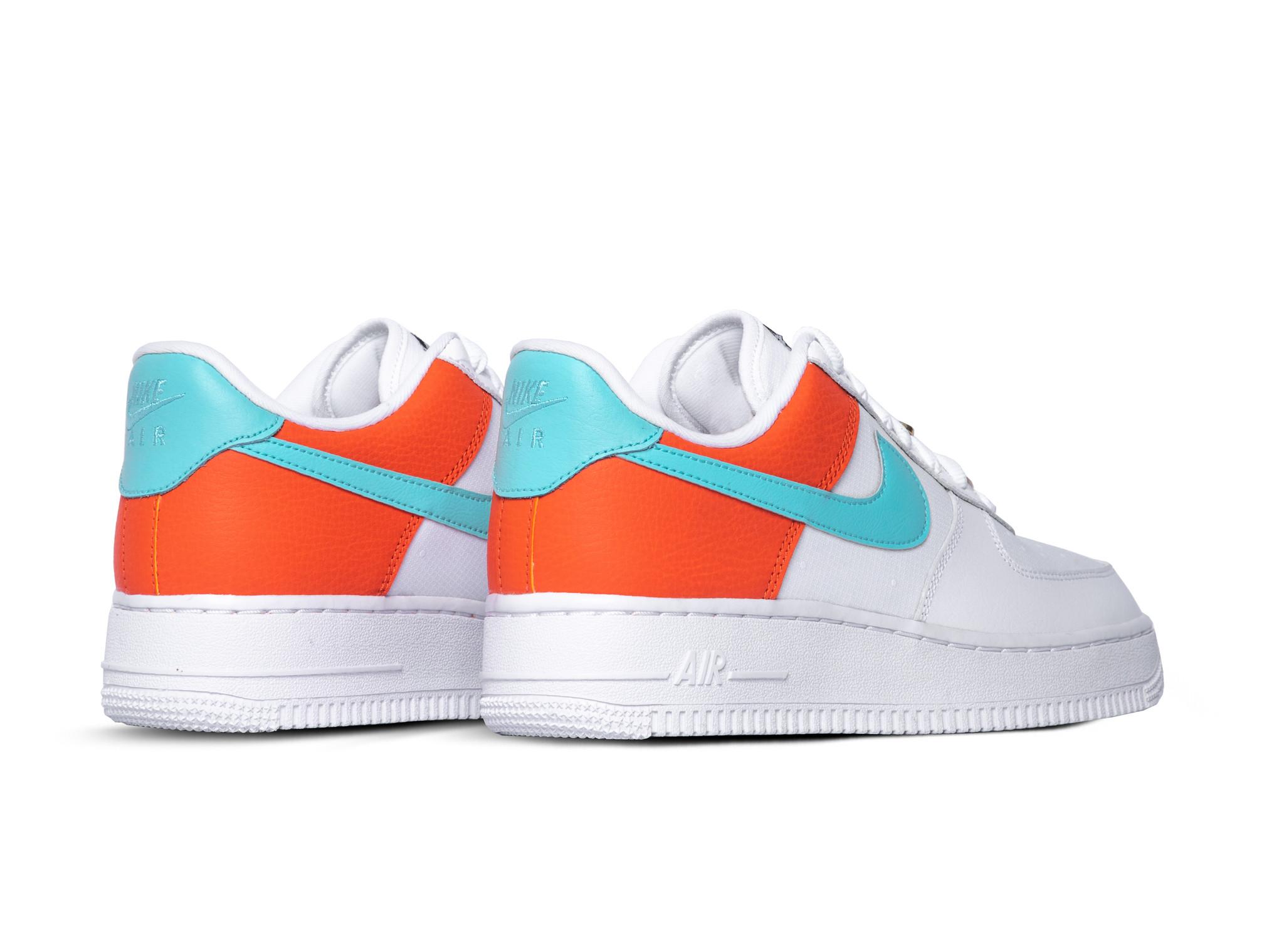 Nike WMNS Air Force 1 '07 (White Light Blue)