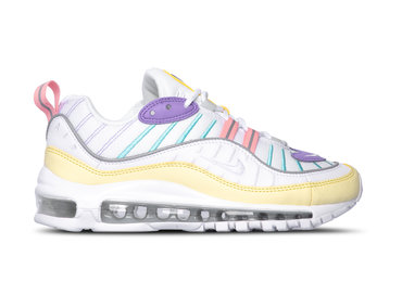 Nike W Air Max 98 Luminous Green/White/Atomic Violet AH6799 300