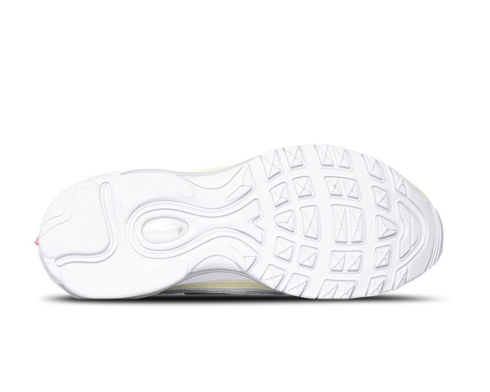 Nike W Air Max 98 Luminous Green White Atomic Violet AH6799 300