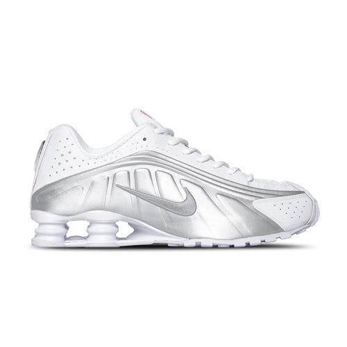 Shox R4 White Metallic Silver 104265 131
