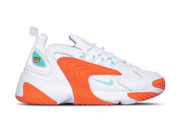 Nike Wmns Zoom 2K White Light Aqua Cosmic Clay AO0354 105