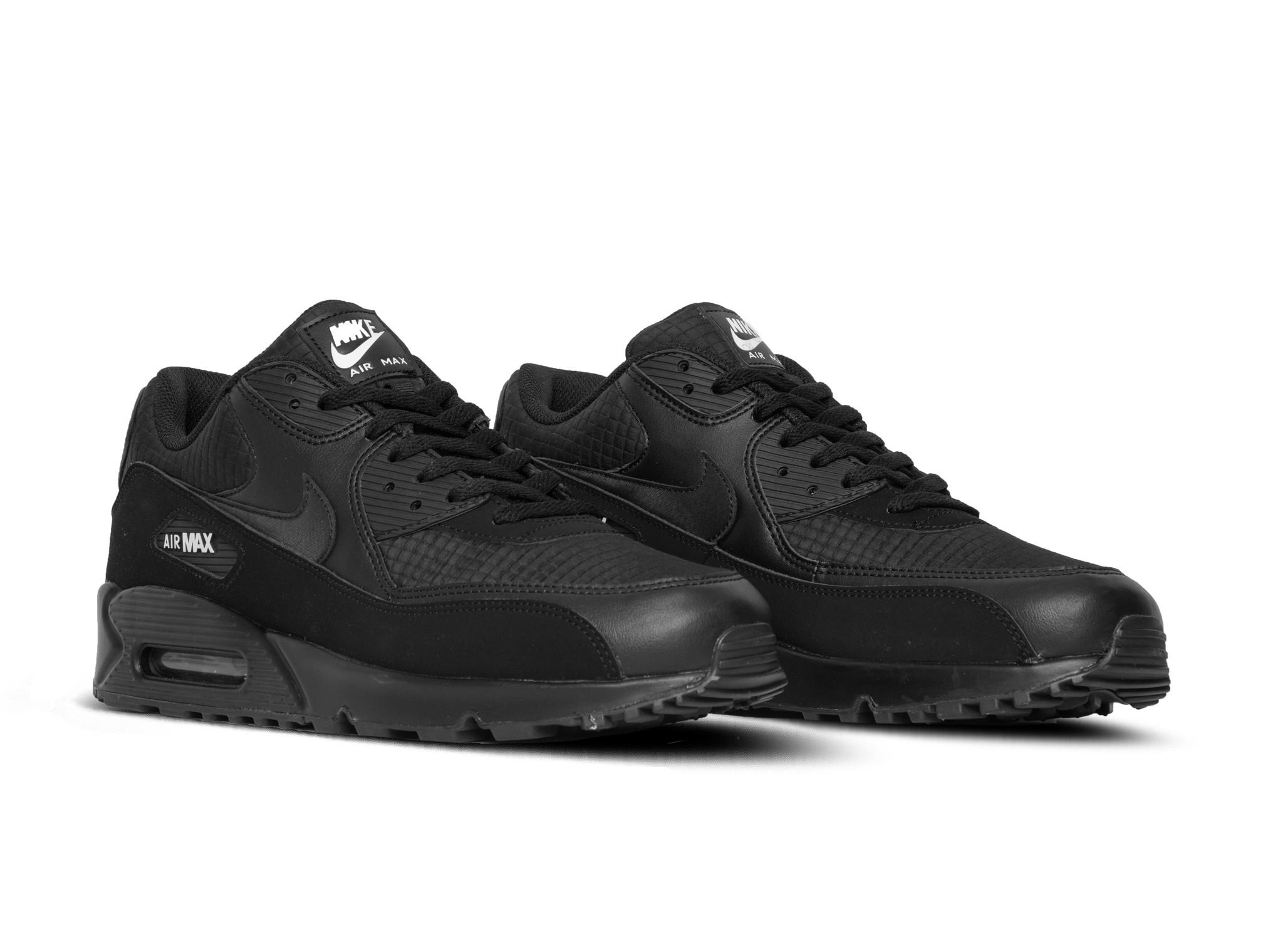Nike air max 90 Essential Sneaker weißschwarz