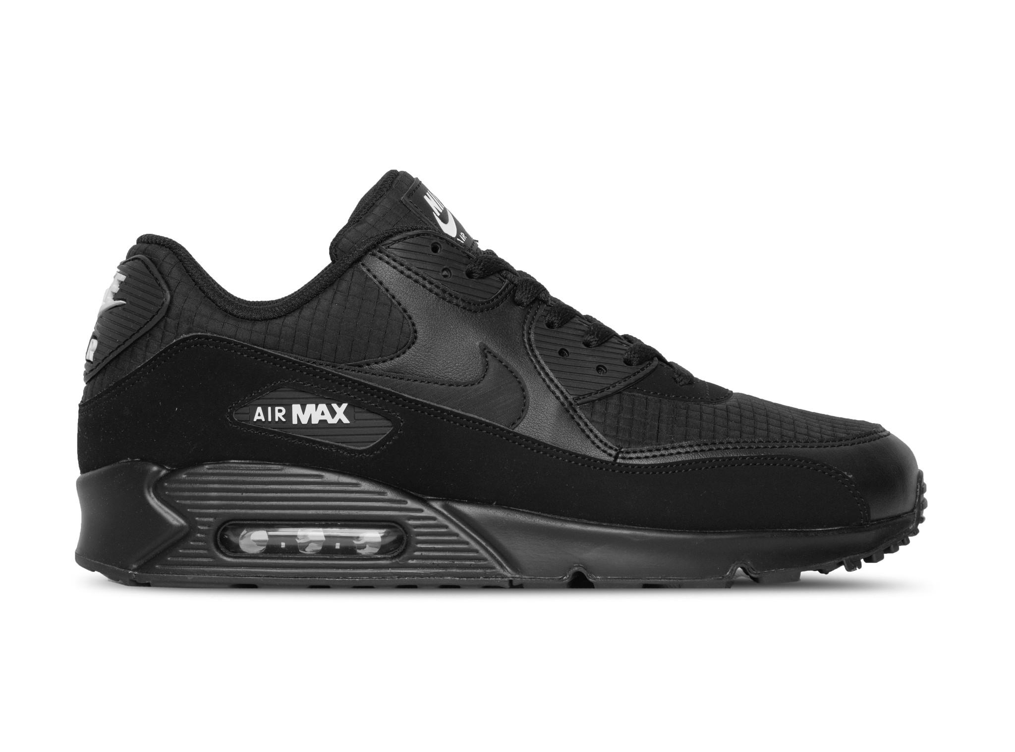 Air Max 90 Essential Black AJ1285 019 Bruut Sneakers