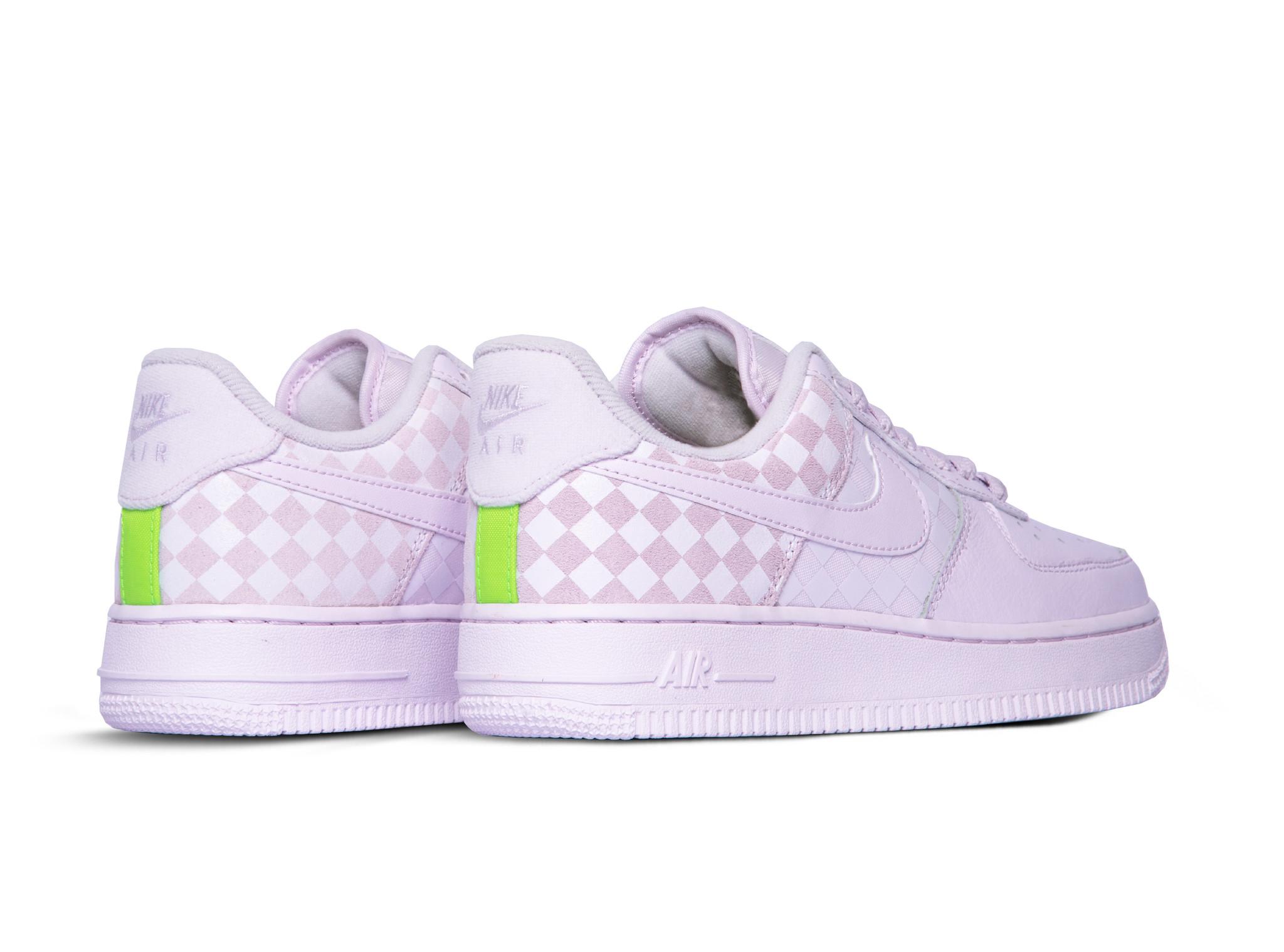 W Air Force 1 Lo Barely Grape CJ9700 500 Bruut Sneakers