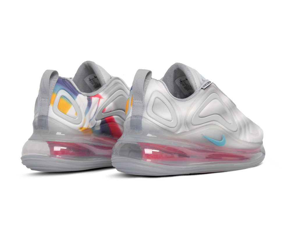Nike W Air Max 720 Wolf Grey Teal Nebula Red Orbit White AO2924 011