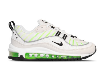 Nike W Air Max 98 Summit White Black Phantom AH6799 115