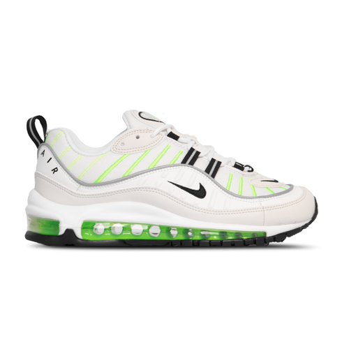 W Air Max 98 Summit White Black Phantom AH6799 115